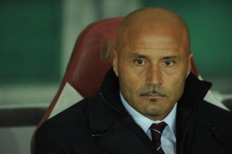 Colantuono 00 ATALANTA. Colantuono: «La Roma ha giocatori incredibili, dovremmo aggredirla subito. Borini? Fortissimo»